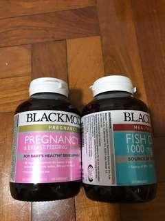 Blackmores pregnancy and fish oil