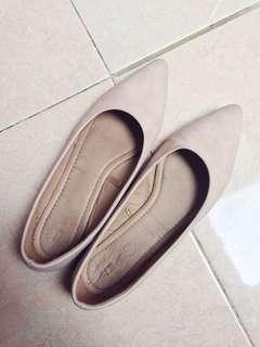 Rubi Flathsoes soft pink