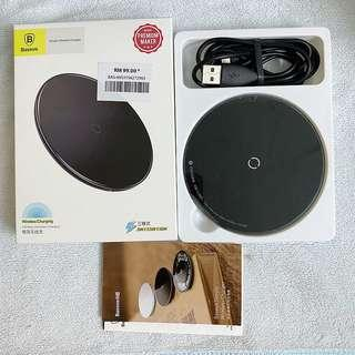 Baseus Wireless Charger for iPhone X/ XR/ XS