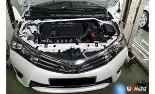 Ultra racing safety bar - Toyota altis