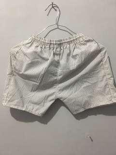 Mini Pants White