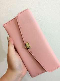 (NEW) Pink Fox Wallet