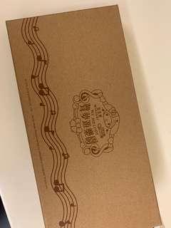皇室堡「My Melody 聖誕餐具『兔』裝」 餐具 叉 筷子