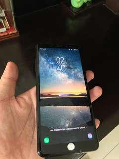 Mint Condition! Samsung A8 Plus Black 6/64 Fullset Mulus