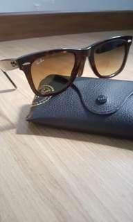 Authentic Ray-Ban Wayfarer RB2140