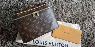 BNIB Louis Vuitton LV Nice BB Monogram