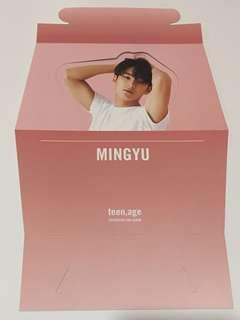 WTS SEVENTEEN MINGYU STANDEE