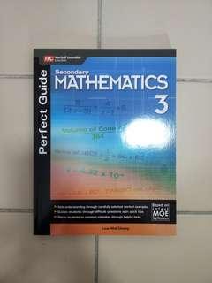 Sec 3 math guide