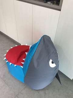 Shark Bean Bag