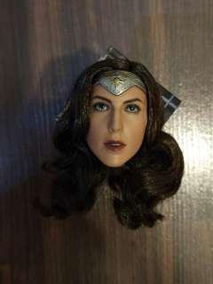 Wonder Women Head sculpt 1/6