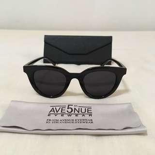 5th Avenue Eyewear big cat eye sunglasses
