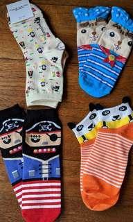 🚚 Cute Korean Design Socks