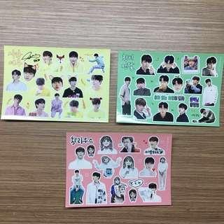 Minhyun Stickers