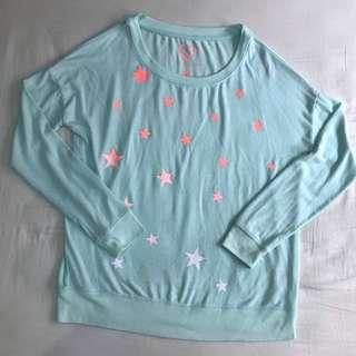 Aeropostale Sweater with Stars