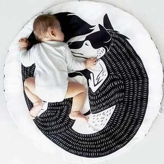 🚚 Baby Kids Playmat Creeping Mat Blanket Room Decoration