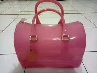 Furla candybag pink