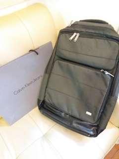 Calvin Klein 2018 SS Men's Backpacks 背包