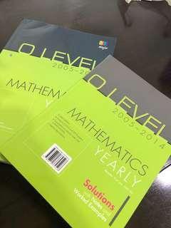 O Level Mathematics Yearly Series