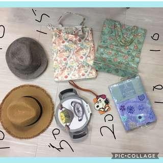 帽,袋,切生果器,膠枱布,Snoopy牌