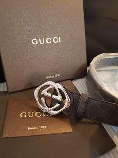 #APR75 Gucci Belt (Leather)