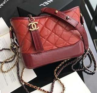 caf7bca680 BN Chanel Gabrielle Hobo Bag