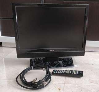 TV LG 19inci 19LS4R