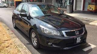 honda accord 2008/09