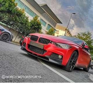 BMW F30 Msport Mperformance Bodykit Taiwan PP