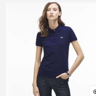 BNNT Lacoste Women Polo - REDUCED PRICE!