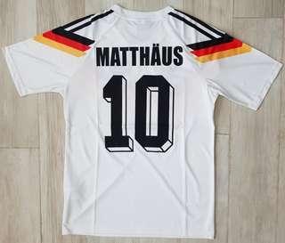 Germany retro jersey 1990