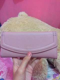 Dompet lucu soft pink