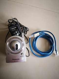 Panasonic BL-C131 Wireless/Wired Network Camera
