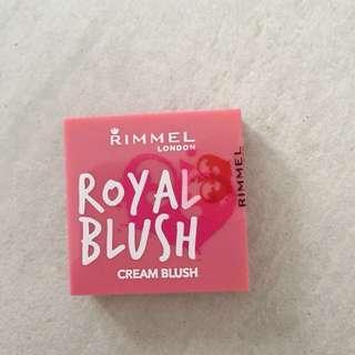 Rimmel London Royal Blush in Majestic Pink 3.5g