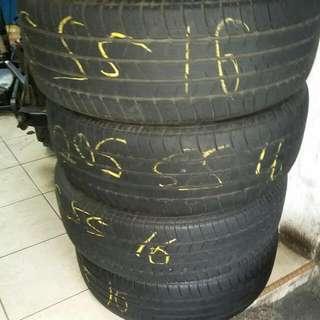 Tyre 205.55.16