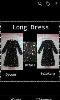 Preloved Dress Tangan panjang