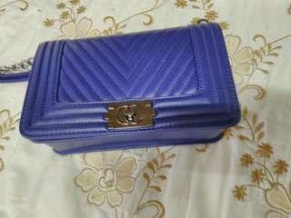 Chanel handbag used second hand