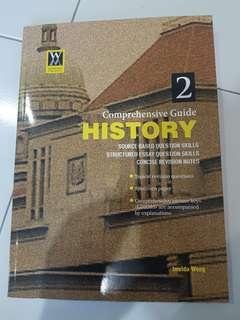 secondary 2 history guide book wisemann publishing