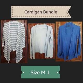 Bundle: Cardigans