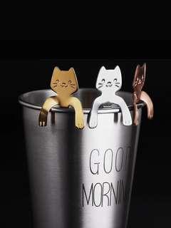 歐式創意可愛咖啡匙,甜品匙