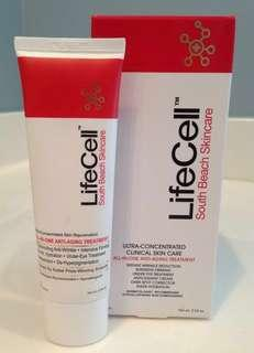 LifeCell South Beach Skin Care + Cleanser