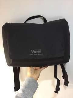 Vans 單肩電腦單車袋
