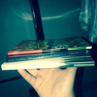 Alamat ng Gubat, Stainless Longganisa, Ang Paboritong Libro ni Hudas by Bob Ong