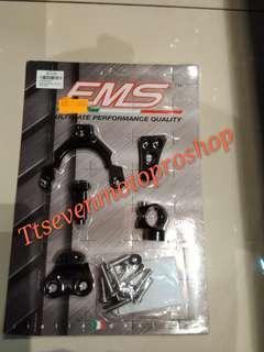 Steering Damper Mounting EMS Z900