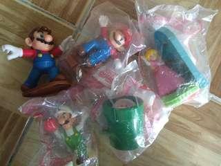 McDonald's Super Mario Set Combo