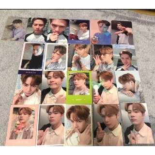 [PO] GOT7 Jackson Present: You & Me Official Photocards Set