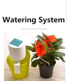 EasyGrow Automatic plant self watering system/Timers controller irrigation system timing water flower/plant self watering
