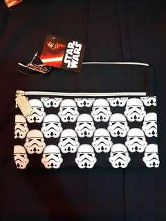 STAR WARS DOUBLE POUCH