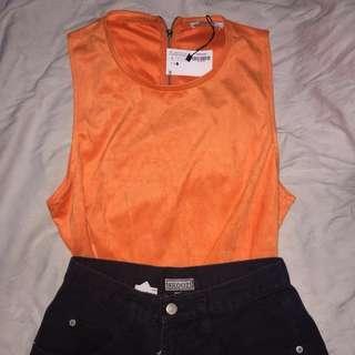 Zara sleeveless