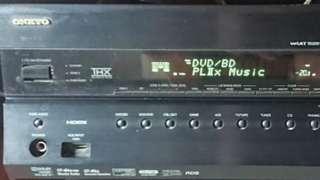 Onkyo 7.2 AV Amplifier