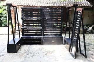 Set Perlengkapan Pameran / Display Produk Bazaar